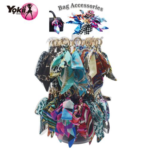 Bag Accessories & Keyring Display (80Pcs...