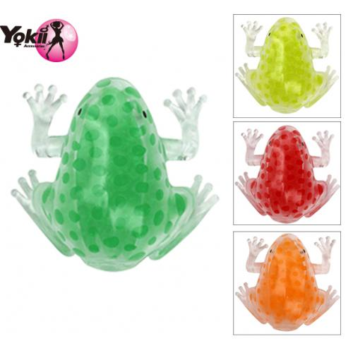 Frogs Squeezing Hand Stress Relief Toy(4...