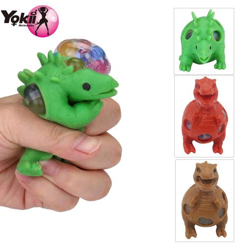 Best Dinosaur Squeeze Toy for Stress Red...